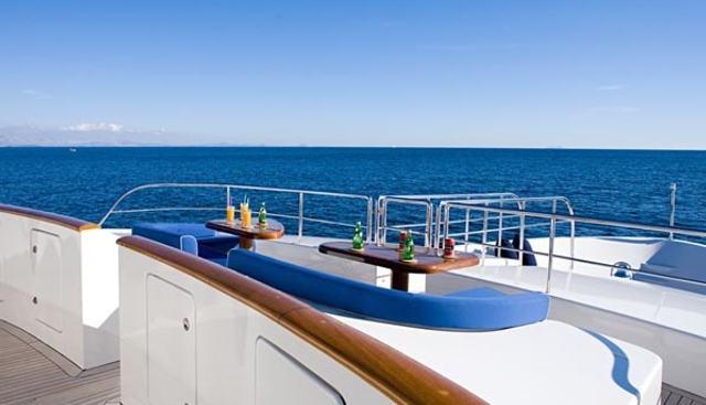 Julie X Charter Yacht - 5