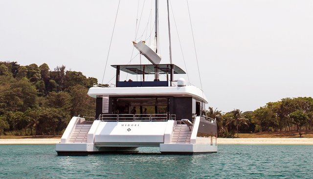 MIDORI Charter Yacht