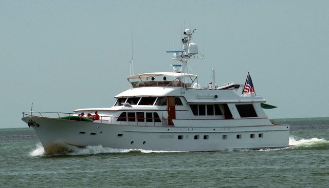 Le Club Tarpon Charter Yacht