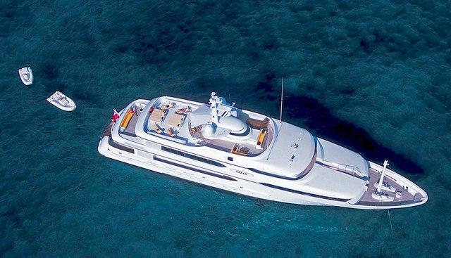Amanti Charter Yacht