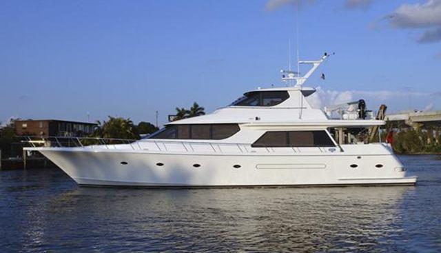 Santo Antonio Charter Yacht