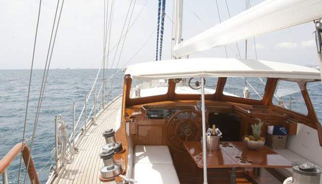 Anais Charter Yacht - 4