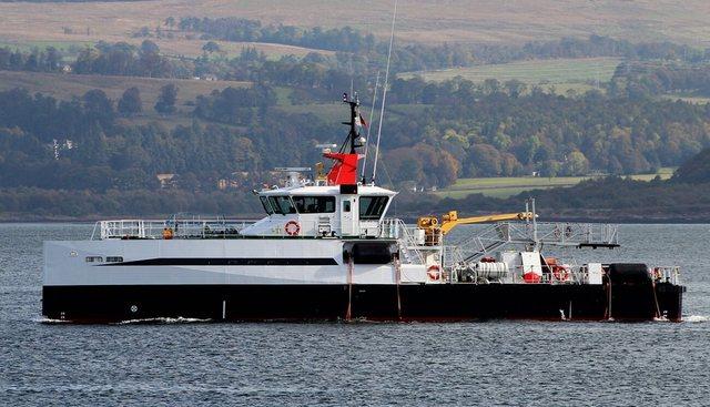 No Destination Charter Yacht