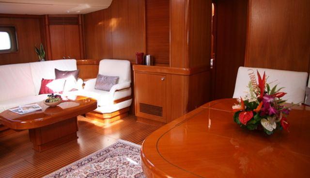 La Forza Del Destino Charter Yacht - 5
