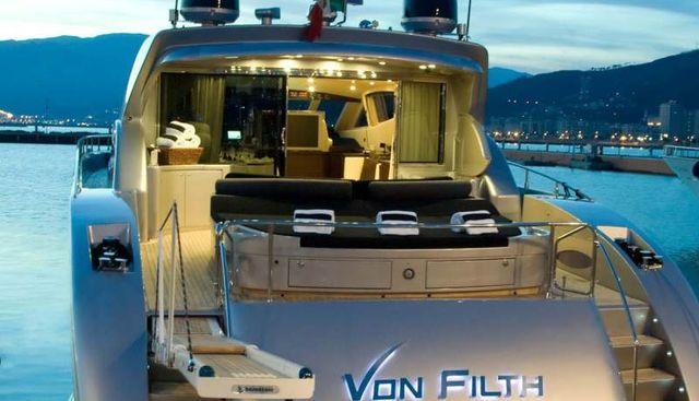 VON FILTH (EX CA) Charter Yacht - 3