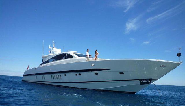 Clarita Charter Yacht - 3