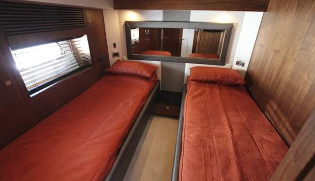 No Compromise Charter Yacht - 5