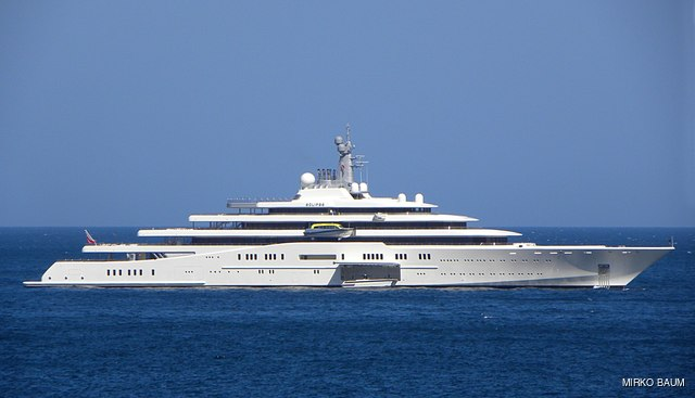 Eclipse Charter Yacht - 7