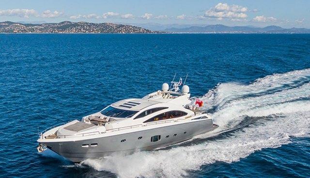 Basad Charter Yacht