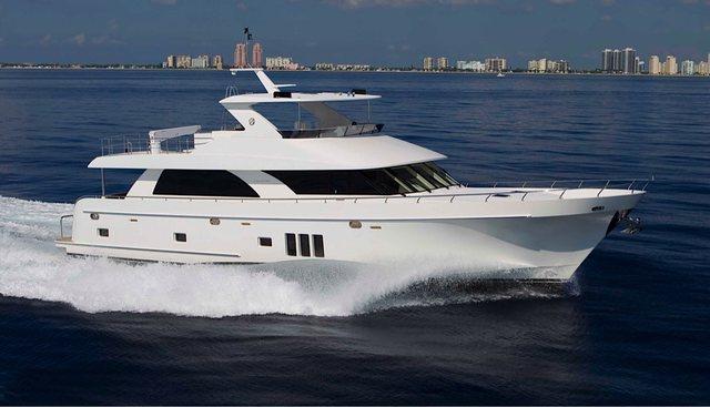 C-Jewel Charter Yacht