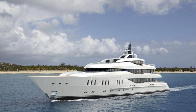 Vanish Charter Yacht