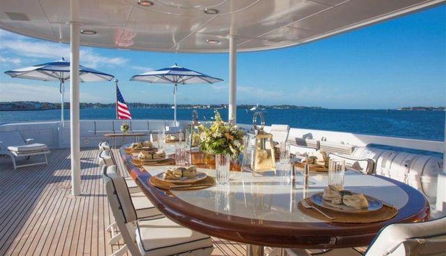 Chantal Ma Vie Charter Yacht - 8