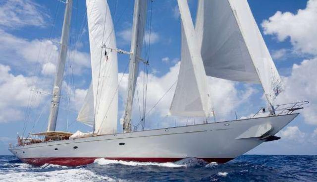 Adele Charter Yacht