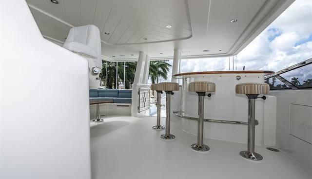 Amazing Grace Charter Yacht - 2