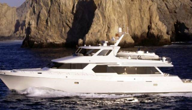 American Made Charter Yacht