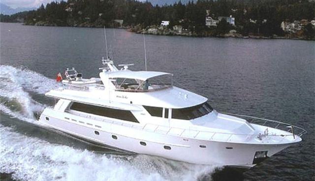 La La Land Charter Yacht