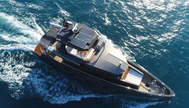 Bering 70 /01 Charter Yacht - 2
