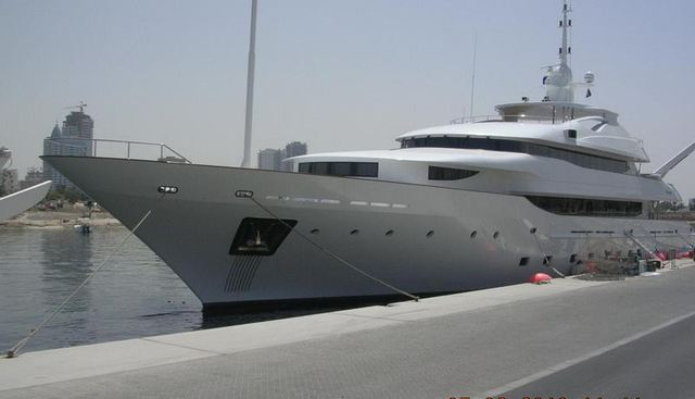Sharjah 1 Charter Yacht
