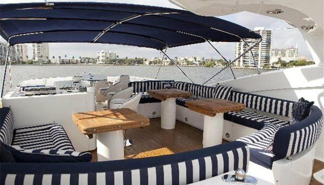 Terraferma Charter Yacht - 2
