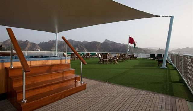 Al Mabrukah Charter Yacht - 4