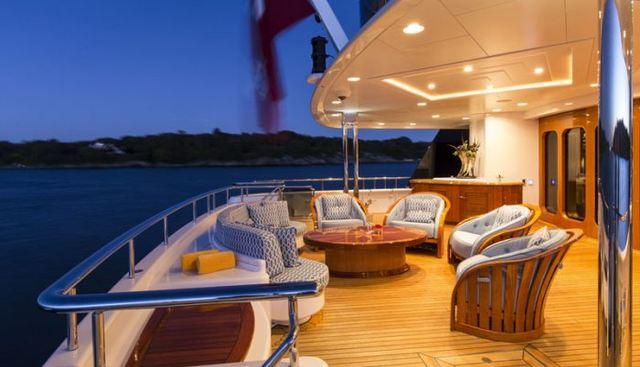 Blue Moon Charter Yacht - 5
