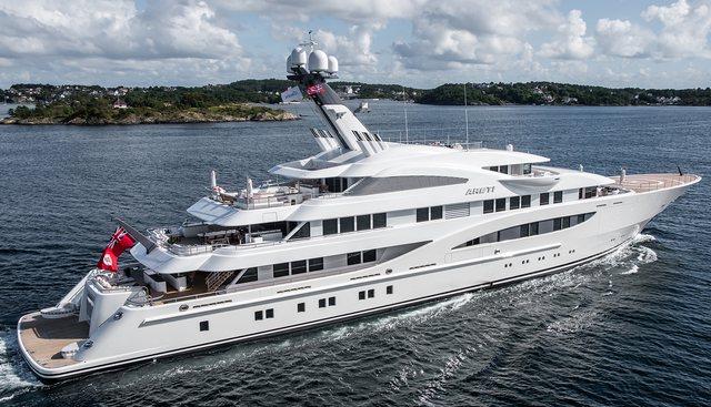 Amatasia Charter Yacht - 3