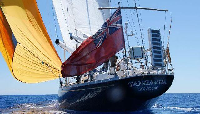 Tangaroa Charter Yacht - 5