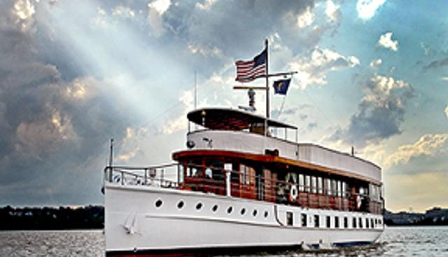 Sequoia Charter Yacht - 2