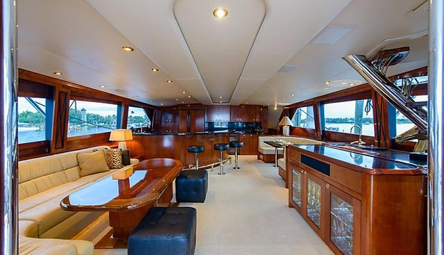Black Shadow Charter Yacht - 4