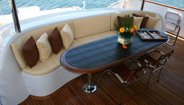 DREAmer Charter Yacht - 4