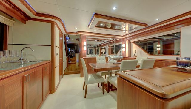 Uncorked Charter Yacht - 8