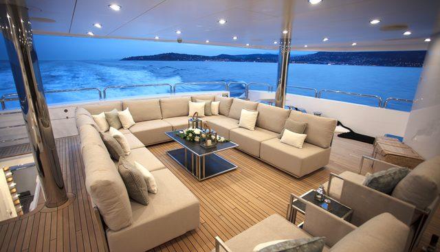Princess AVK Charter Yacht - 5
