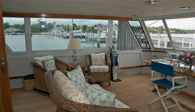 Allante Charter Yacht - 5