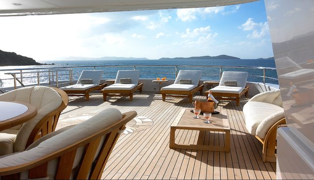 Elements Charter Yacht - 2