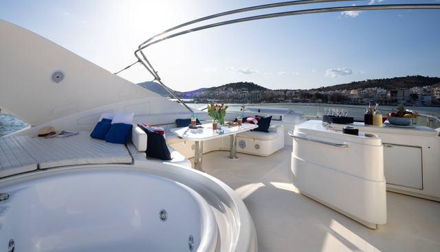 Estia Yi Charter Yacht - 3