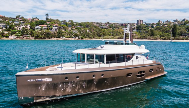 Nisi Charter Yacht