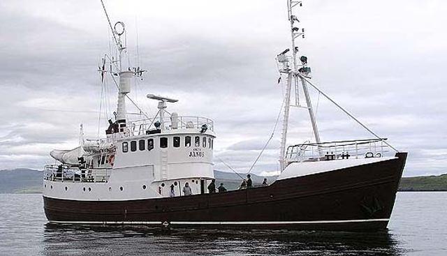 Arctic Janus Charter Yacht - 2