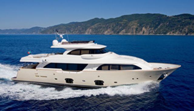 Saudades Charter Yacht - 2