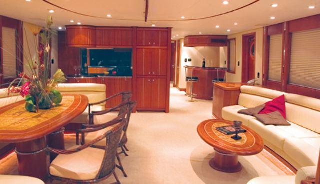Fortaleza Charter Yacht - 2