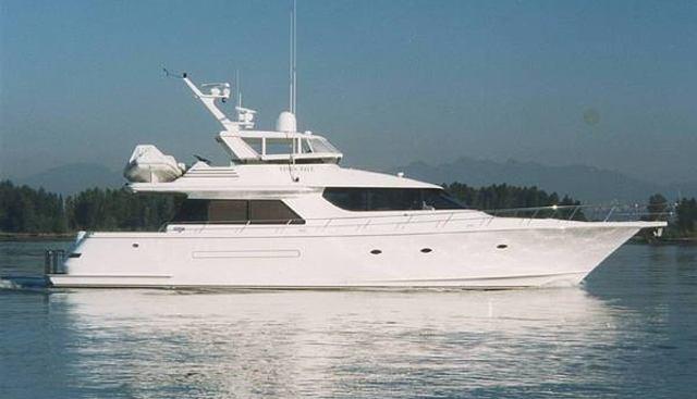Esperanza Charter Yacht