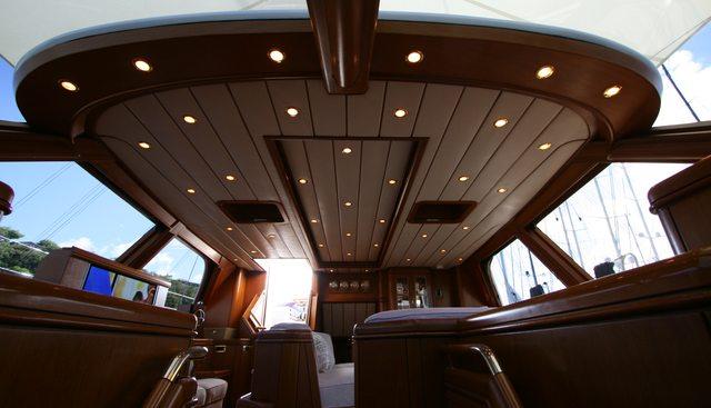 Mystery Charter Yacht - 6