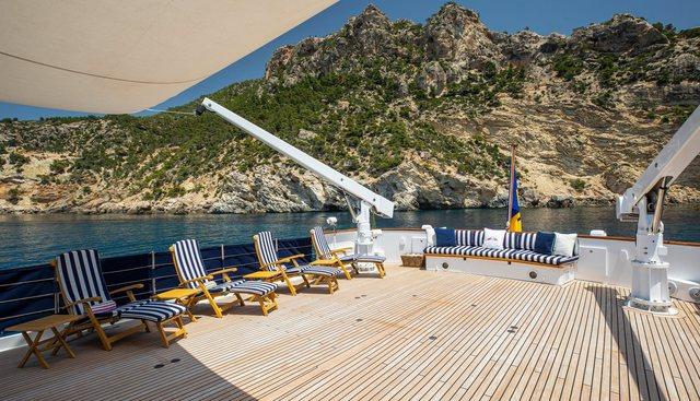 Monaco Charter Yacht - 3