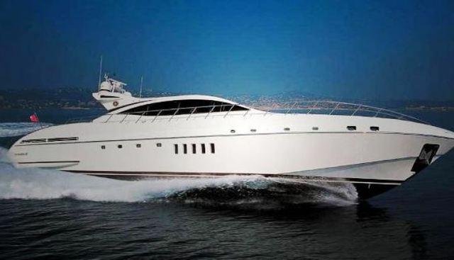 Soleluna Charter Yacht