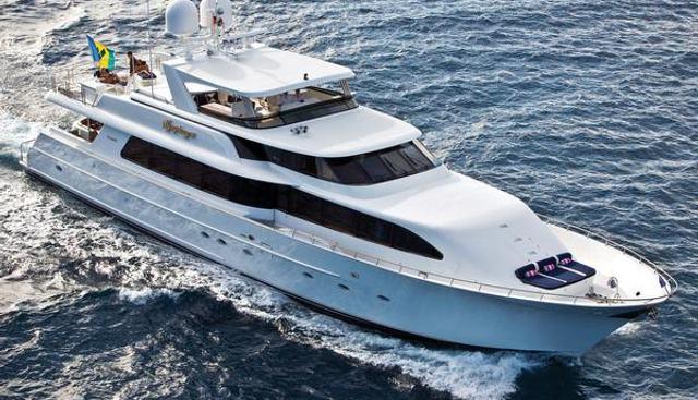 Island Girl Charter Yacht - 3