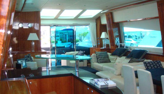 Diablo Blanco Charter Yacht - 4