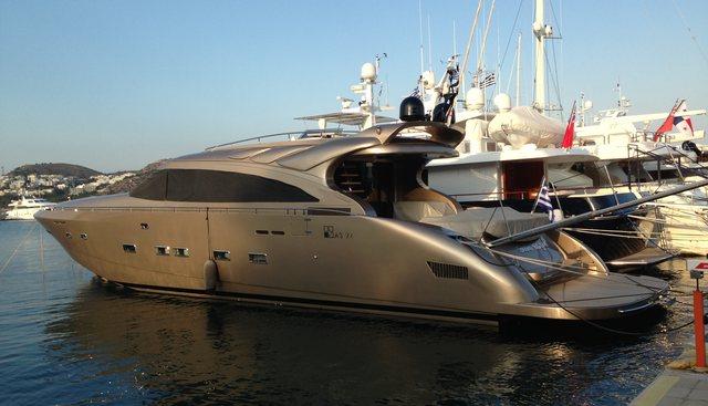 Blue Angel Charter Yacht - 3