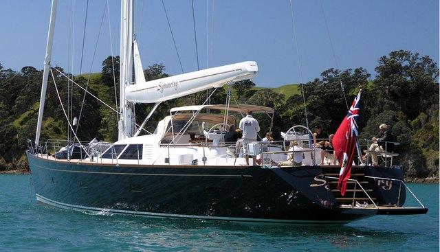 Symmetry Charter Yacht - 4