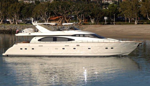 Stella Mia Charter Yacht