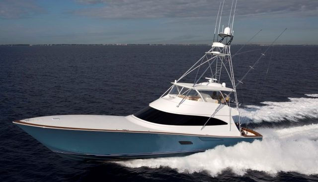 Krazy Salts Charter Yacht - 2