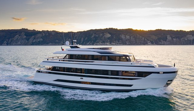 Anvilugi Charter Yacht
